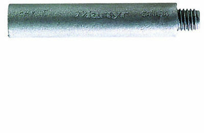 "New Martyr Anodes 1/2"" X 1 3/4"" Pencil Zinc Anode Only Mtr Cmez1D"