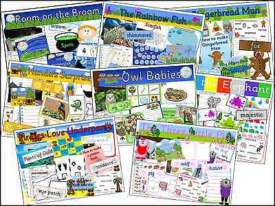 Story Resource Teaching Pack  Ks1 Eyfs Primary Teaching Resources