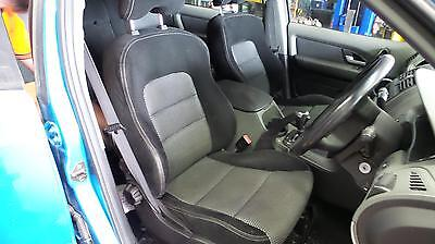 Ford Territory Sx Sy Turbo 5 Seater Black Front And Rear Seats