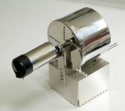LILIA Coffee Bean Roaster Handmade All Stainless DRUM Roaster ForHome Small Cafe
