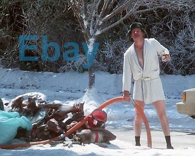 Cousin Eddie Shitters Full Scene in Christmas Vacation 8x10 CLARK GRISWOLD!