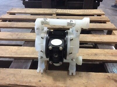 ARO Ingersoll Rand Single Double Diaphragm Pump, PD03P-ARS-PAA
