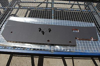 Hd Hr Holden Firewall Insulation Plus Trim Buttons **top Quality**