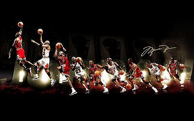 ** MICHAEL JORDAN ** POSTER - Mulitple Sizes Available [003]