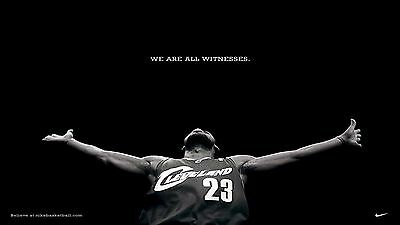 ** LEBRON JAMES ** POSTER - Multiple Sizes Available [AA001]