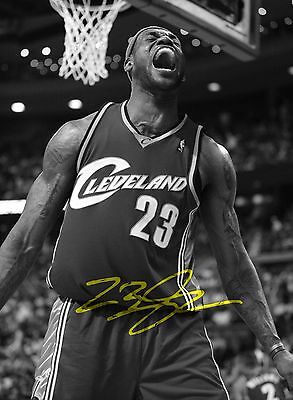 AA011 ** LEBRON JAMES ** POSTER Multiple Sizes Available