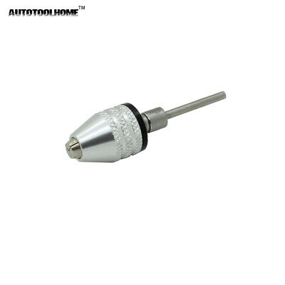 0.5-4mm Electric Grinder Keyless Drill Chucks with 2.3mm Shank For Dremel Rotary