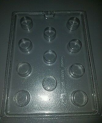 Plain Mini Oreo Cookie Mold Candy Chocolate Covered Oreos Crafts Lowest On Ebay!