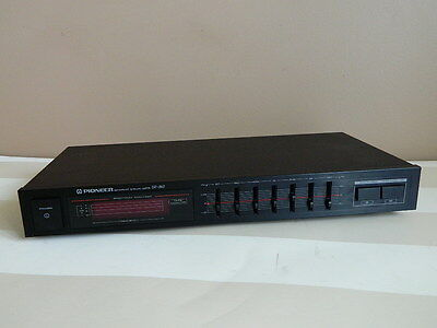 Authentic Pioneer GR-860 Graphic Equalizer Made in Japan