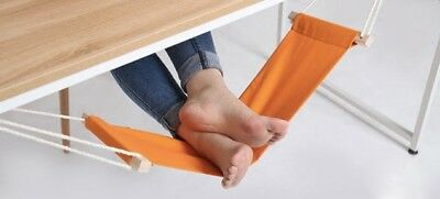The Foot Hammock, Best way to rest at work, feet up
