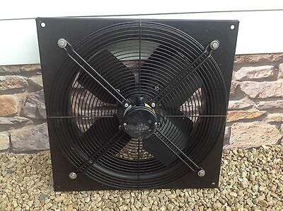 Single phase Extraction fan