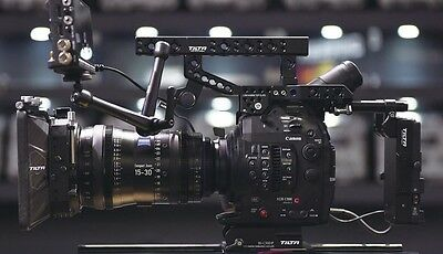 TILTA ES-T16 Tilta for Canon C300 markII rig power supply system SDI 1in/2out