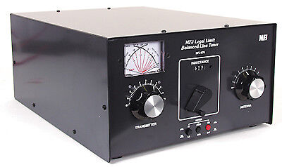 MFJ-976 1.8 To 30MHz 1500W Manual Tuner Fully Balanced