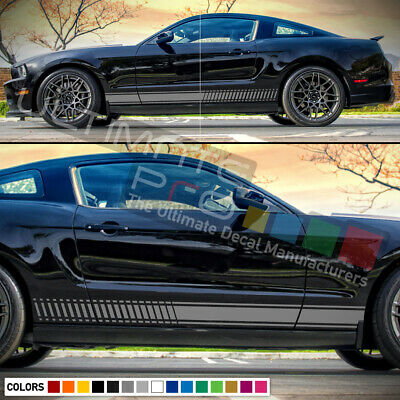 Decal Graphic Stripe Kit For Ford Mustang 1967 Gt500 1st