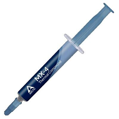 NEW Arctic Cooling MX-4 4g Genuine Thermal Paste compound grease CPU GPU small