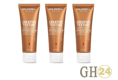 3x Goldwell Texture Stylesign Superego 75ml original deutsche Ware kein Import