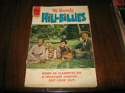 The Beverly Hillbillies # 6 (1964) GD - DELL -