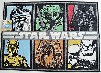 Star Wars Boxes Accent Rug - 31in X 44in