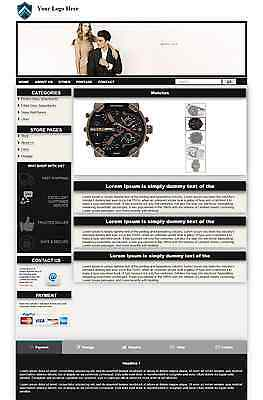 2017 new eBay listing template auction only html5 css3 Responsive tagbot enable