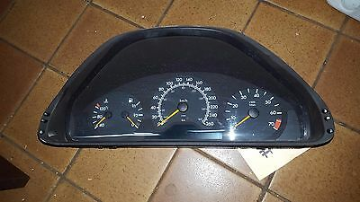 1999 Mercedes Benz E300 Turbo Cluster (Speedometer)