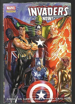 Invaders Now! Oversized HC Apr 2011 (NM) Factory Sealed, ISBN 9780785139126