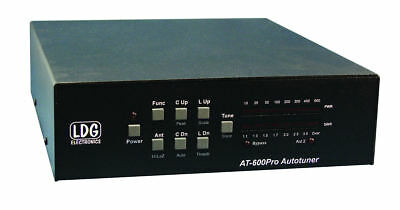 LDG AT-600 PROII Automatic Antenna Tuner
