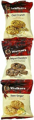 Walkers Catering Assorted Biscuits 25 g (Pack of 48)