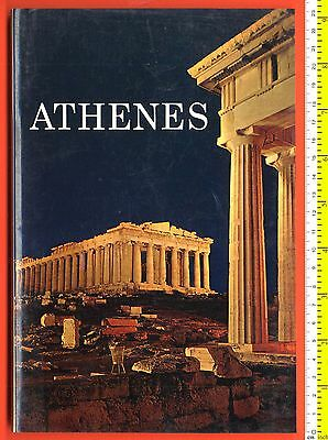 #5616 Greece.Book. Athens (in French). 23x16 cm. 72 pg