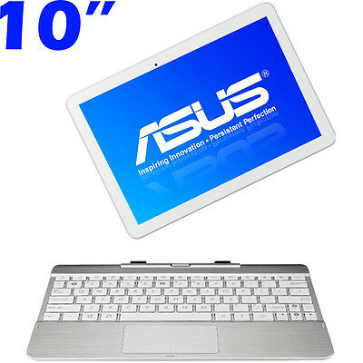 "Asus Transformer Pad TF103 10"" Quad Core 16G GPS Convertible 2in1 Laptop/Tablet"