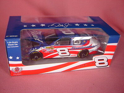NASCAR #8 Dale Earnhardt Jr. Bud Stars & Stripes 2007 Monte Carlo 1:24 Stock Car