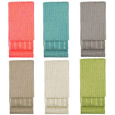 Bambury Microfibre 3 Pack Kitchen Tea Towel Set