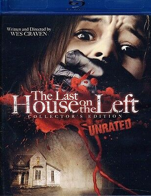 Last House on the Left [Unrated] [Coll (2011, Blu-ray NEUF) BLU-RAY/W (RÉGION A)