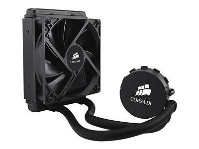 CORSAIR Hydro Series H50 120mm Quiet Edition Liquid CPU Cooler - Intel Only