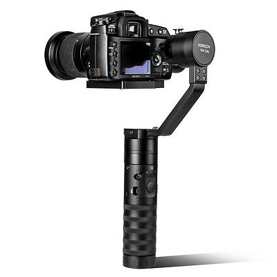 BeStableCam HORIZON H4 Lite 3 axis Handheld Gimbal DSLR Stabilizer with Encoders