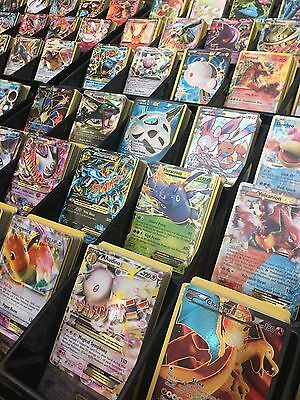 Brand New Pokemon TCG 100 Card Lot 1 EX / GX / MEGA EX OR EX FULL ART