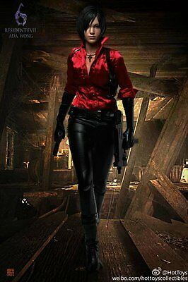 Hottoys VGM21 Resident Evil 6 1/6 Ada Wong Collectible Figure Model