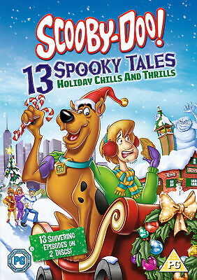 Scooby-Doo: 13 Spooky Tales - Holiday Chills And Thrills [2016] (DVD)