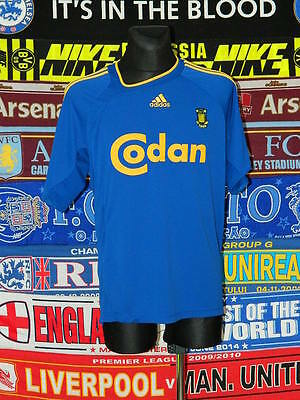 4/5 Brondby IF adults XXL 2006 football shirt jersey trikot soccer