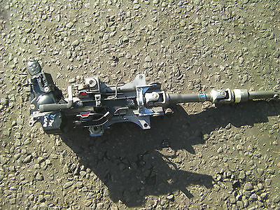 Mk1 Ford Focus St170 Steering Column / Ignition Barrel With One Key 53 Plate