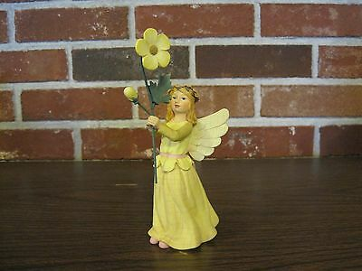 2001 Wildflower Angels--Buttercups For Cheerfulness