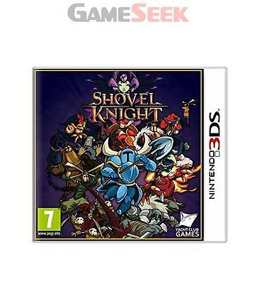 Shovel Knight - Nintendo 3Ds Brand New Free Delivery