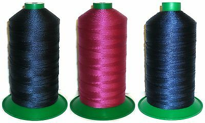 Amann Onyx Thread, 10, 1500M Ultra Strong Sewing Thread, Choose Col, Art N02249