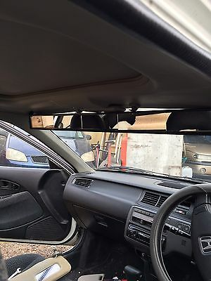 Wink Mirror 5 Panel Panoramic Universal Track Use Blind Spots Inc Fittings