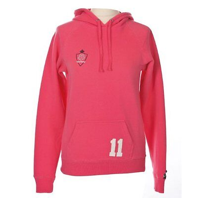 Townend Rovatio Ladies Hoodie - Candy Pink - 16 - Horse Hoods & Neck Covers
