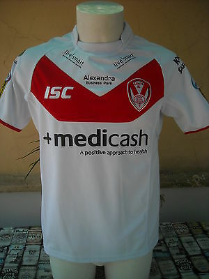 Maglia Rugby St Helens Saints Rl 2011 Isc S Shirt Maillot Camiseta Trikot Jersey