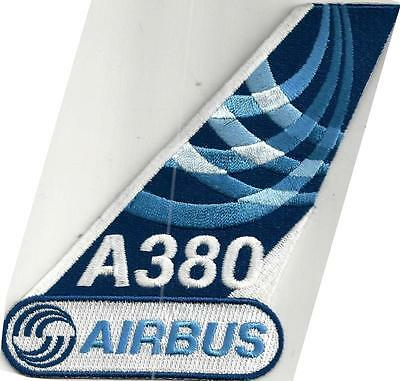 Usaf Airbus A380 Tailfin Patch Patch - Believe To Be From 1St Intro Of Plane
