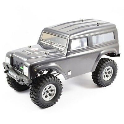 Outback Ranger 4X4 Trail RTR 1:10 RC Truck with Land Rover Style Body & Lights
