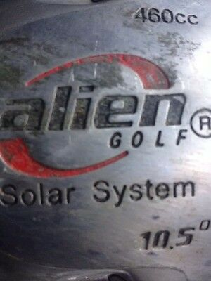 Alien Golf SS 10.5 Degree Fairway Driver $199.99