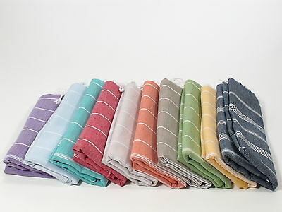 CLASSIC Turkish Hand Towel Tea Towel 100% cotton 50 x 95 cm