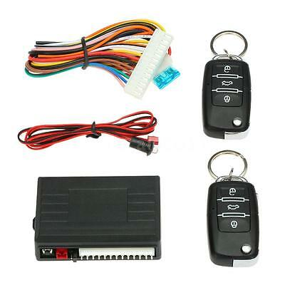 Car Door Lock Keyless Entry Remote Central Locking System For VW LUPO POLO J5P2